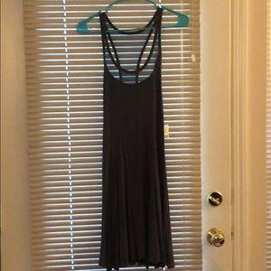 Grayish Blue Never worn dress